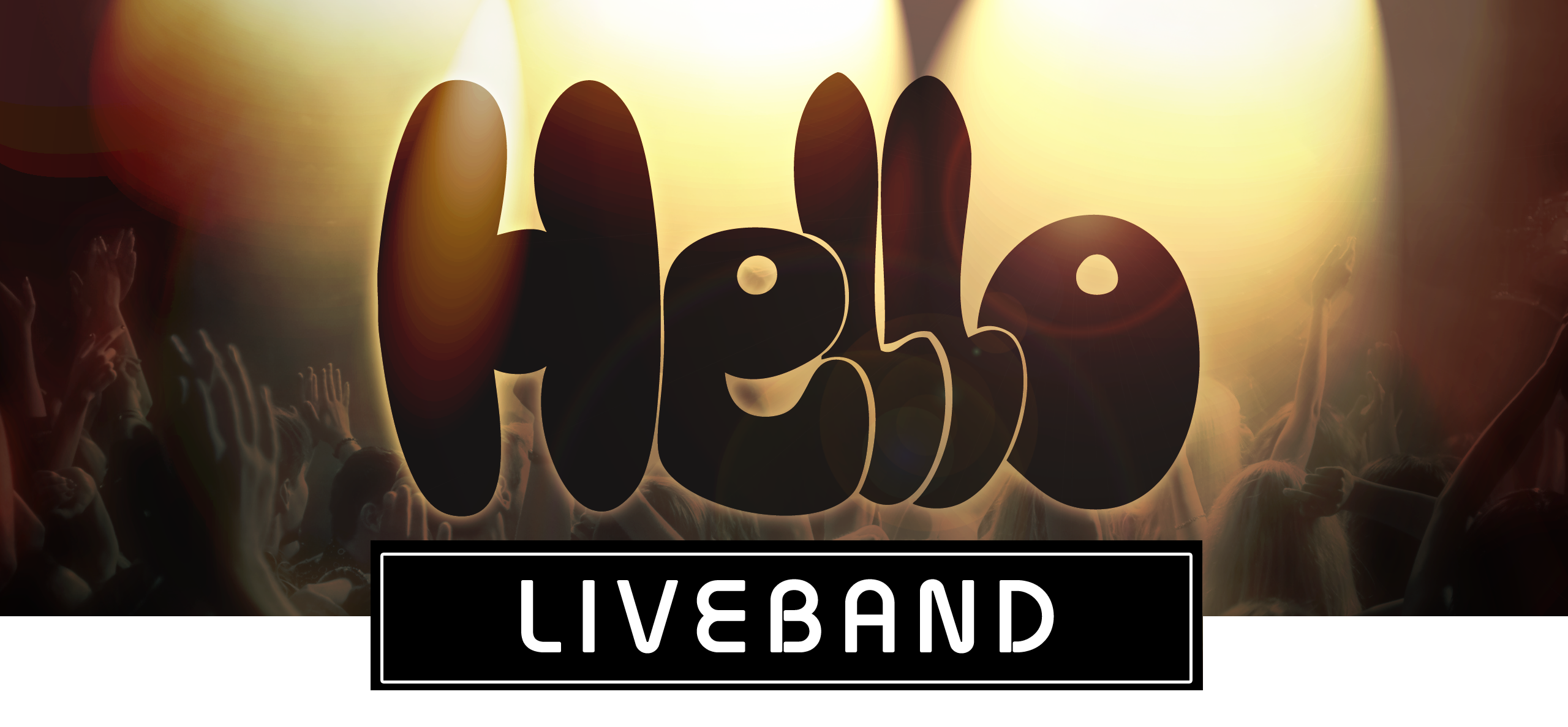 Hello Liveband Header